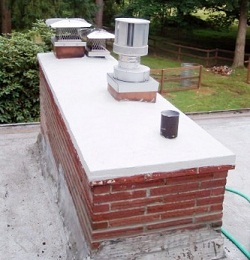 seattle-chimney-crown-replacement